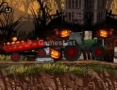 Abóbora De Halloween Entregar Jogo
