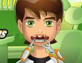 Rápido Ben 10 Problema Dentário