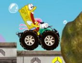 Bob esponja Underwater ATV