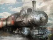 Carga De Trem A Vapor Melhor