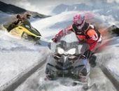 Corridas De Snowmobile gratis jogo