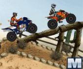 Deserto ATV Desafio Jogo
