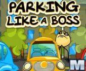 Estacionamento Como Um Chefe Jogo