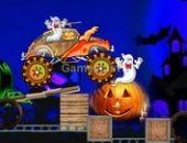 Halloween Carro Monstro Jogo