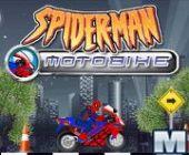 Homem-Aranha Motobike gratis jogo