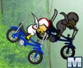 Kick Buttowski Motorush Jogo