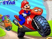 Mario Racing Estrelas