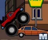 Monster Truck Curfew gratis jogo