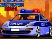 Polícia Destruidor Do Rush gratis jogo