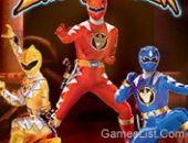 Rápido Power Rangers Dino Trovão
