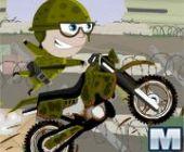 Privado Motociclista Jogo