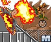 Risky Rider Jogo