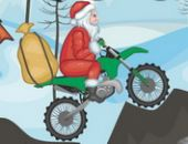 Santa Em Moto