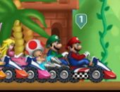 Super Mario Racing 3 gratis jogo