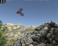 Julgamento moto offroad 3D